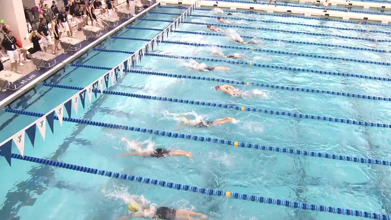Women's 200 Breaststroke Heat 07 - 2012 Short Course YMCA National Championships
