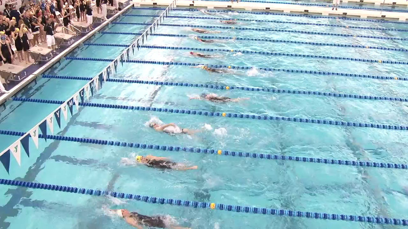 Women's 400 Medley Relay Heat 02 - 2012 Short Course YMCA National Championships