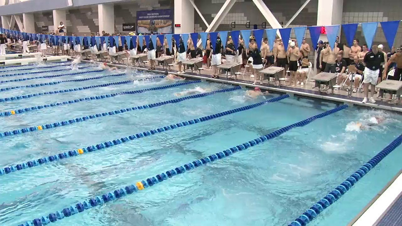 Men's 100 Breaststroke Heat 10 - 2012 Short Course YMCA National Championships
