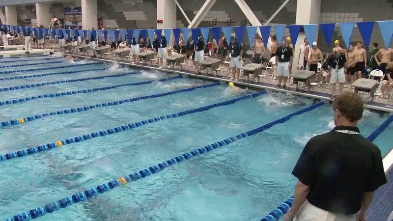 Men's 200 Breaststroke Heat 08 - 2012 Short Course YMCA National Championships
