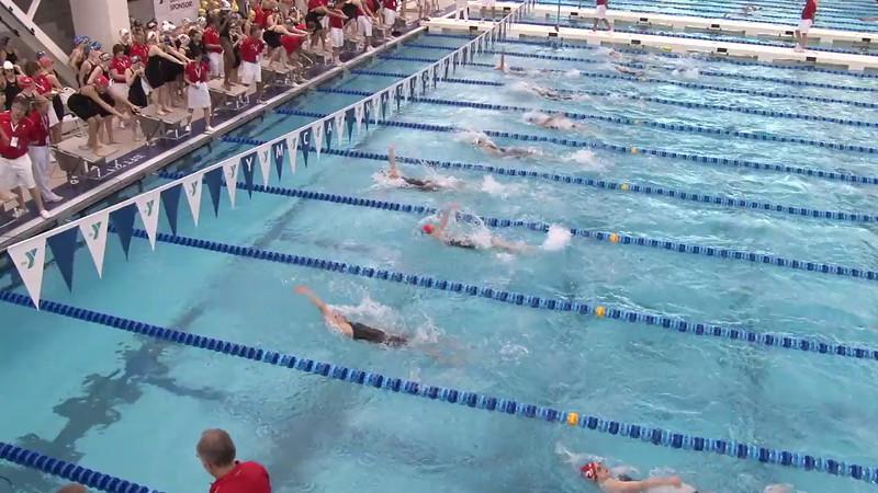 Women's 200 Medley Relay Heat 06- 2012 Short Course YMCA National Championships