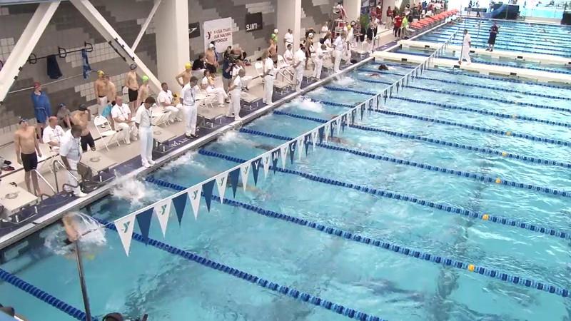 Women's 100 Backstroke Final A - 2012 Short Course YMCA National Championships