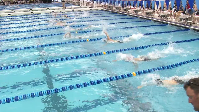 Men's 200 Freestyle Heat 13 - 2012 Short Course YMCA National Championships