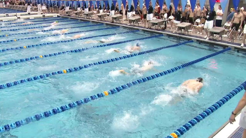 Men's 100 Breaststroke Heat 03 - 2012 Short Course YMCA National Championships