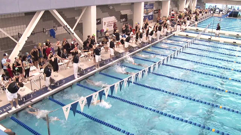 Women's 200 Breaststroke Heat 04 - 2012 Short Course YMCA National Championships