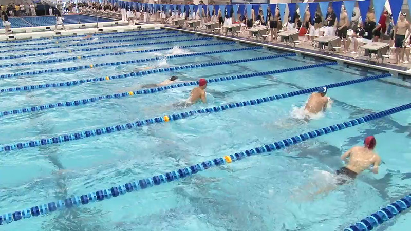 Men's 200 Butterfly Heat 13 - 2012 Short Course YMCA National Championships
