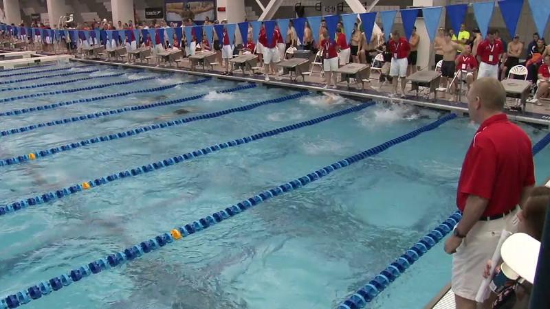 Men's 200 Medley Heat 08 - 2012 Short Course YMCA National Championships