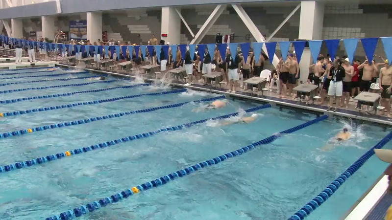 Men's 400 Medley Relay Heat 05 - 2012 Short Course YMCA National Championships