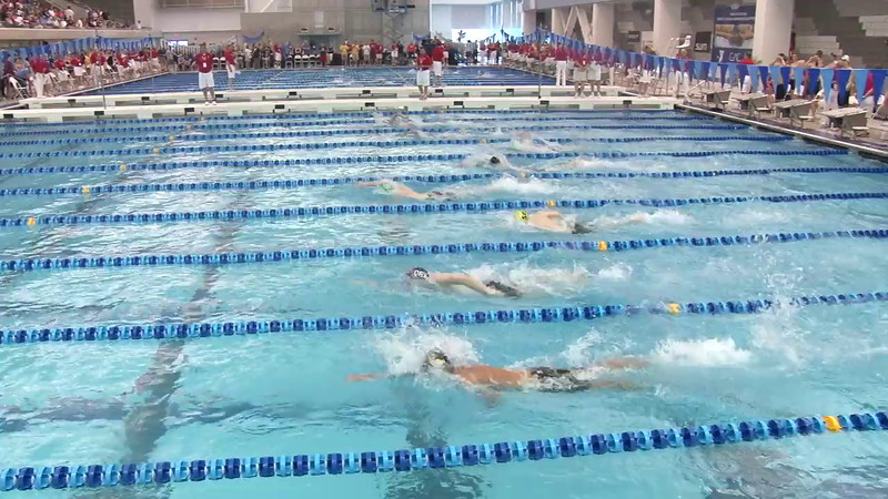Men's 800 Freestyle Relay Heat 01 - 2012 Short Course YMCA National Championships