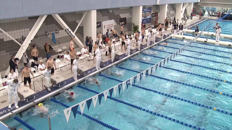 Women's 200 Breaststroke Final B - 2012 Short Course YMCA National Championships