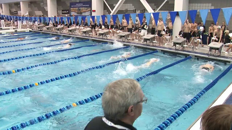 Men's 200 Freestyle Heat 01 - 2012 Short Course YMCA National Championships