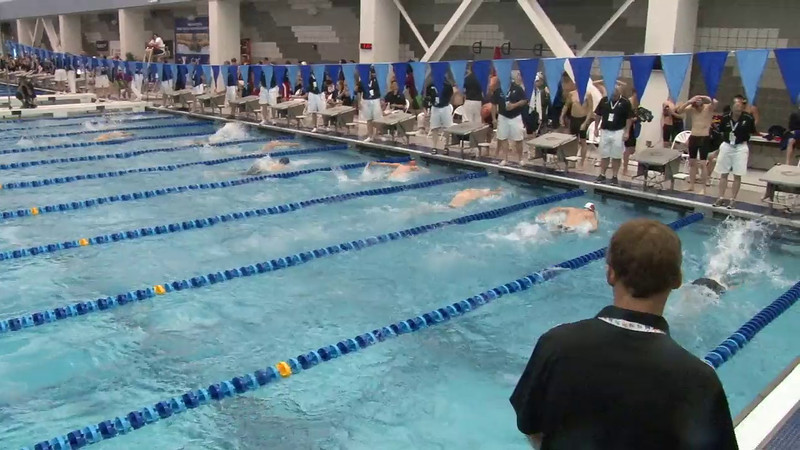 Men's 200 Breaststroke Heat 03 - 2012 Short Course YMCA National Championships