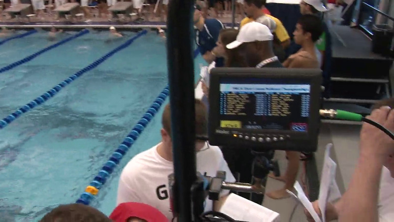 Men's 50 Freestyle Heat 02 - 2012 Short Course YMCA National Championships