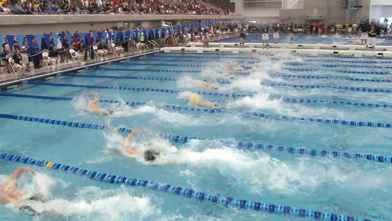 Men's 200 Freestyle Relay Heat 007 - 2012 Short Course YMCA National Championships