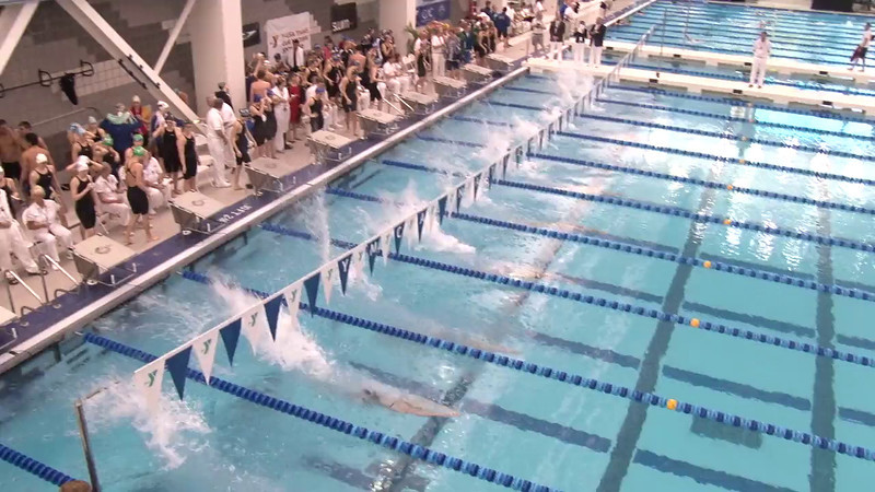 Women's 200 Freestyle Relay Final B - 2012 Short Course YMCA National Championships
