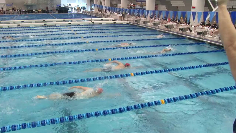 Men's 1650 Freestyle Heat 03 - 2012 Short Course YMCA National Championships