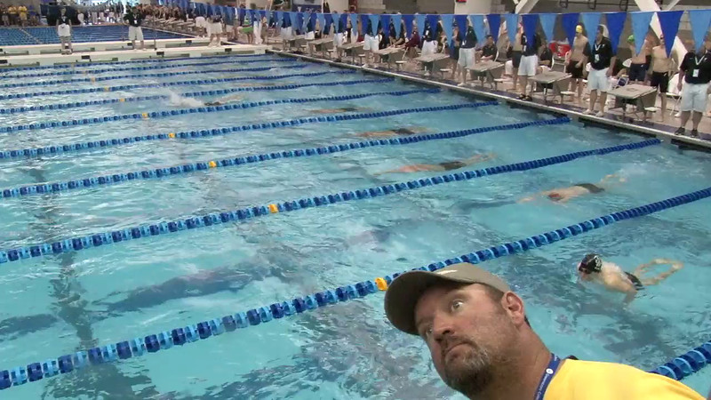 Men's 200 Breaststroke Heat 04- 2012 Short Course YMCA National Championships