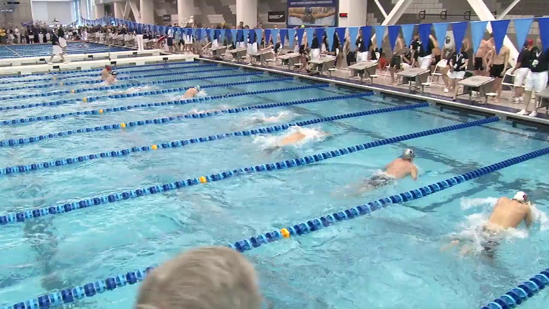 Men's 200 Butterfly Heat 09 - 2012 Short Course YMCA National Championships