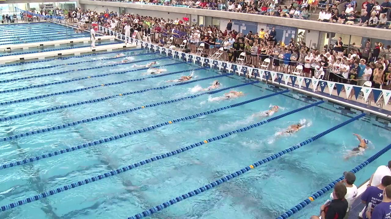 Women's 500 Freestyle Final A - 2012 Short Course YMCA National Championships