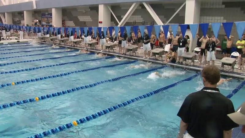 Men's 200 Breaststroke Heat 10 - 2012 Short Course YMCA National Championships