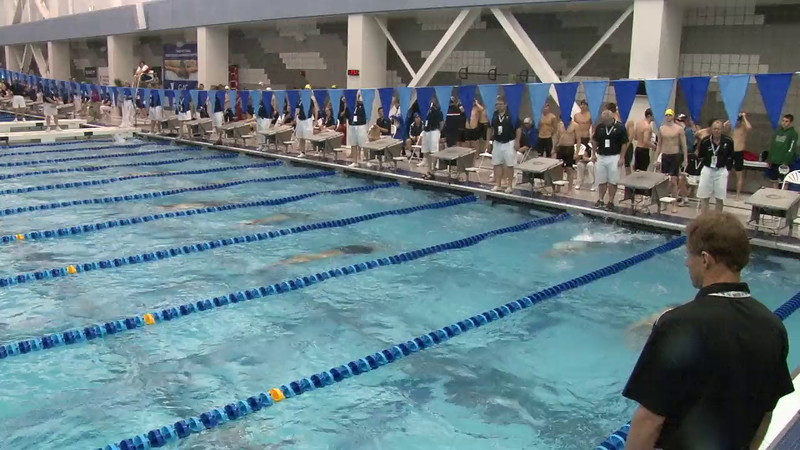 Men's 200 Breaststroke Heat 09 - 2012 Short Course YMCA National Championships