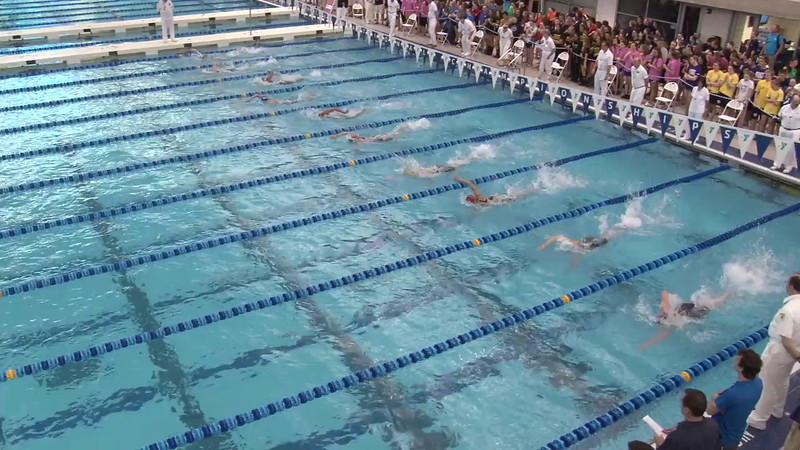 Women's 200 Freestyle Final A - 2012 Short Course YMCA National Championships