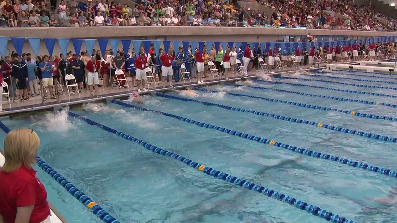 Men's 200 Medley Heat 03 - 2012 Short Course YMCA National Championships