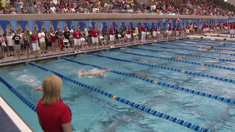 Men's 200 Medley Heat 07 - 2012 Short Course YMCA National Championships
