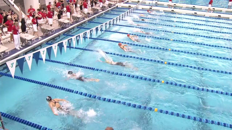Women's 200 Medley Heat 02 - 2012 Short Course YMCA National Championships