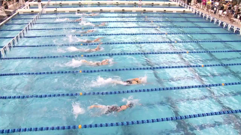 Women's 400 Freestyle Relay Heat 02 - 2012 Short Course YMCA National Championships