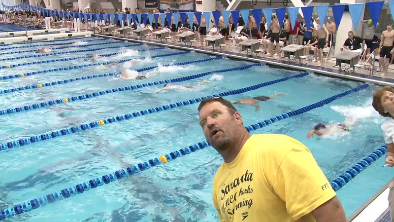 Men's 200 Freestyle Heat 05 - 2012 Short Course YMCA National Championships
