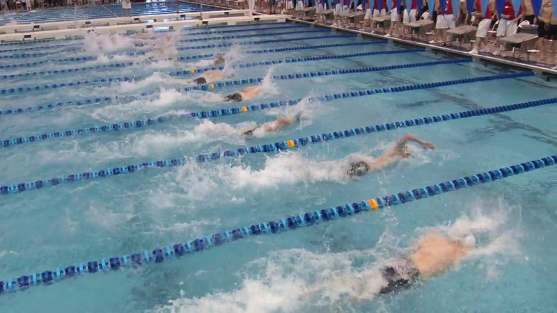 Men's 50 Freestyle Heat 03 - 2012 Short Course YMCA National Championships