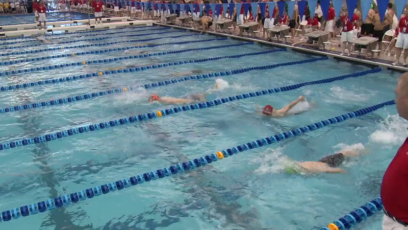 Men's 200 Medley Heat 06 - 2012 Short Course YMCA National Championships