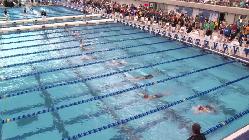 Women's 200 Butterfly Heat 02 - 2012 Short Course YMCA National Championships