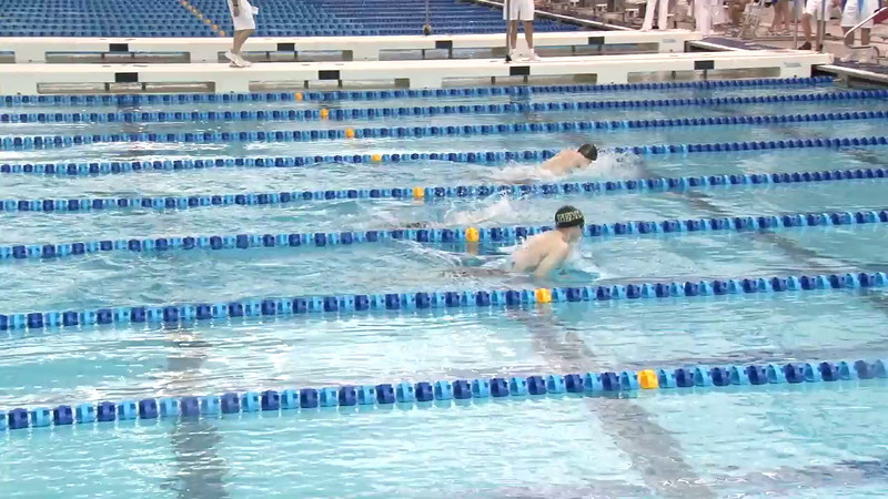 Men's 200 Butterfly Heat 01 - 2012 Short Course YMCA National Championships