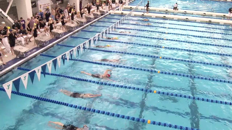 Women's 200 Freestyle Heat 05 - 2012 Short Course YMCA National Championships
