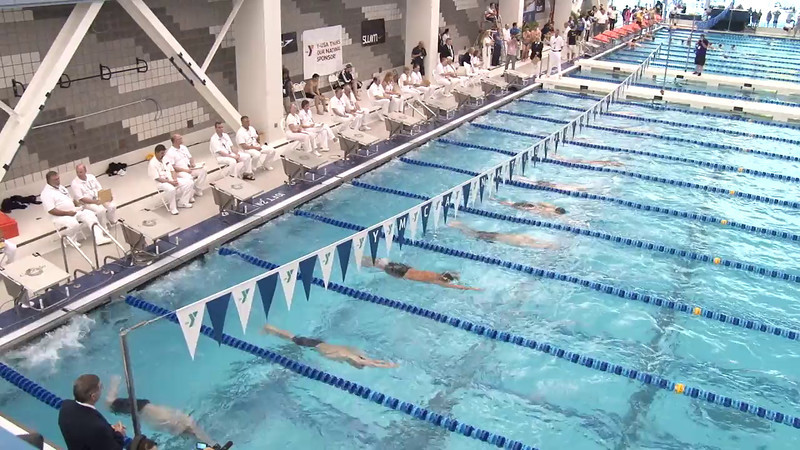 Men's 500 Freestyle Final A - 2012 Short Course YMCA National Championships