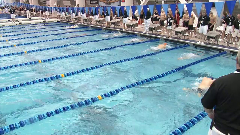 Men's 200 Butterfly Heat 11 - 2012 Short Course YMCA National Championships