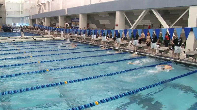 Men's 200 Breaststroke Heat 02 - 2012 Short Course YMCA National Championships