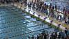 Women's 100m Backstroke Heat 13