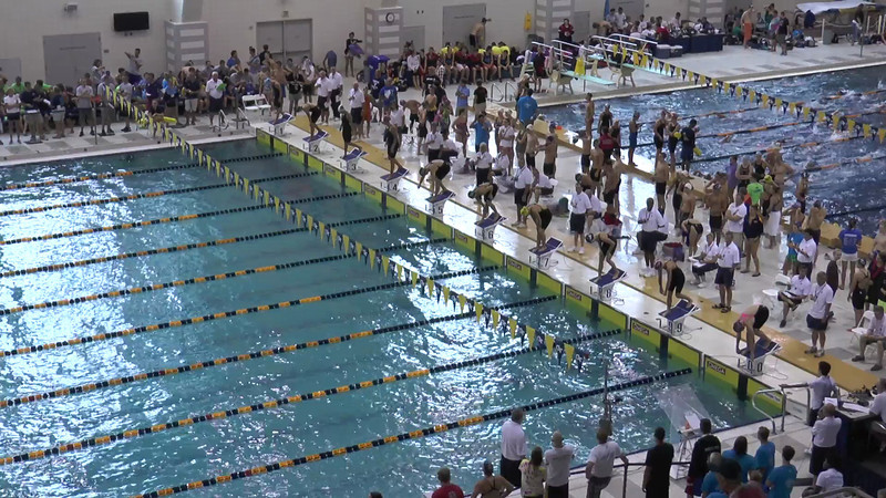 Women 100 Fly Heat 17