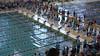 Men's 100m Backstroke Heat 1