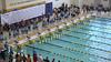 Men's 100m Backstroke Heat 6