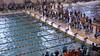 Women's 100m Backstroke Heat 5
