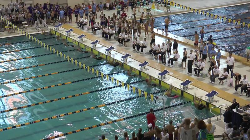 Women's 100m Backstroke C Final