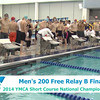 M 200 Freestyle Relay - A Final