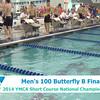 M 100 Butterfly - B Final