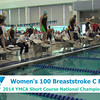 W 100 Breaststroke C Final