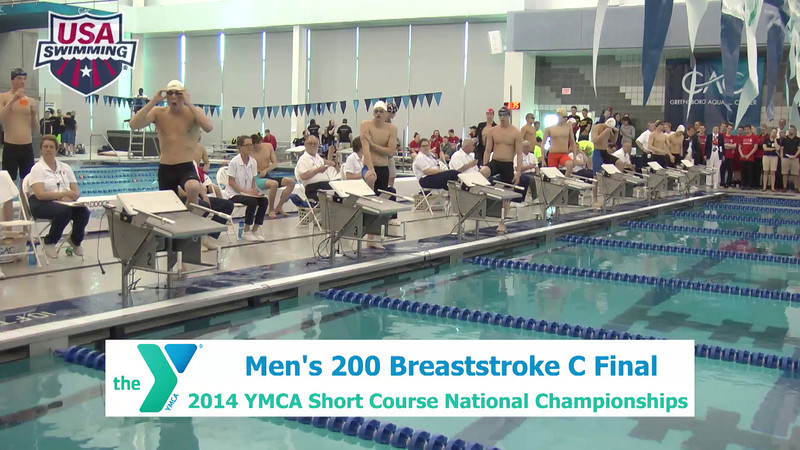 M 200 Breaststroke - A Final