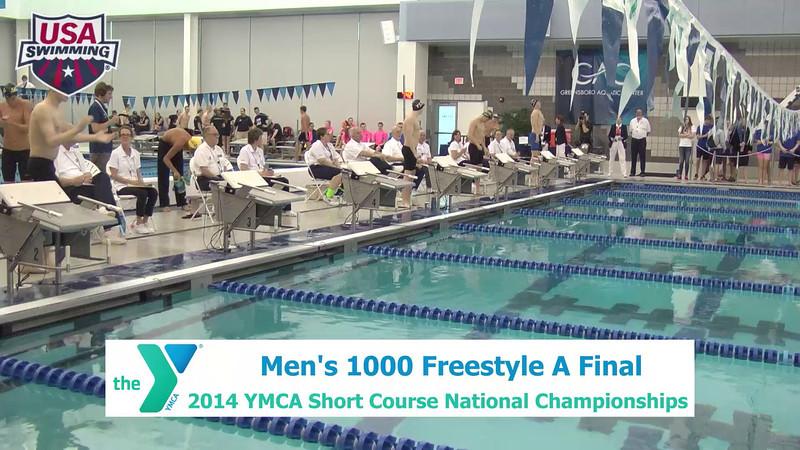 M 1000 Freestyle - A Final